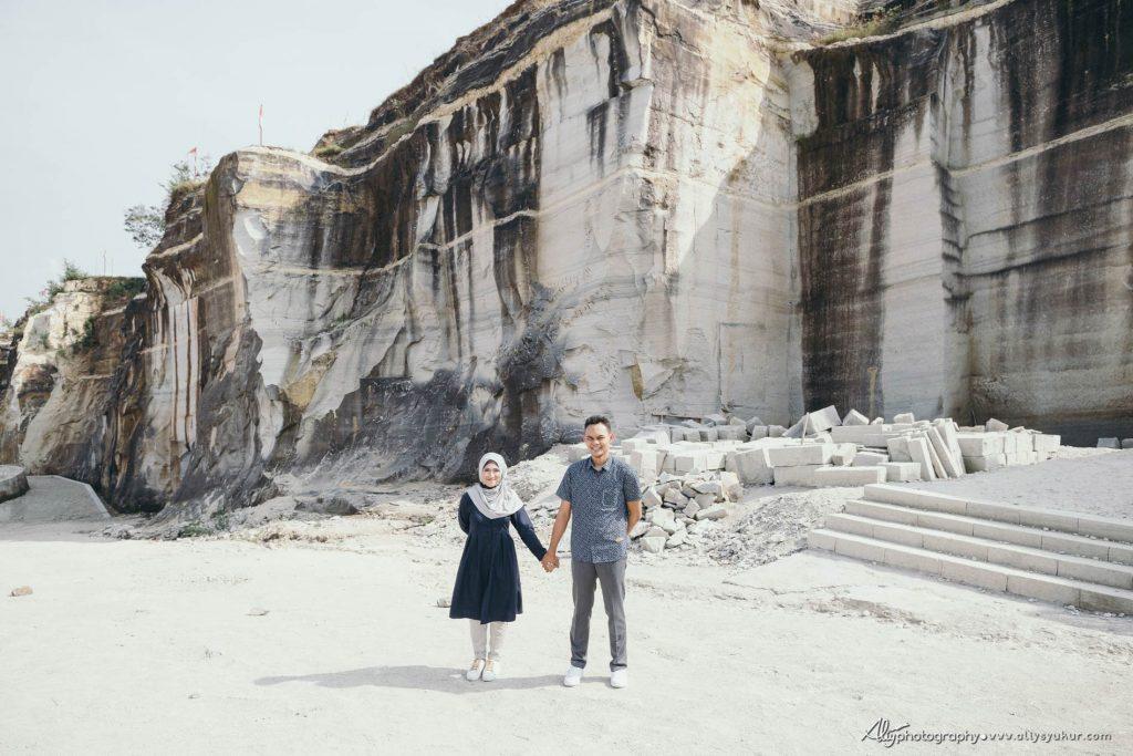 tebing breksi Prambanan Yogyakarta