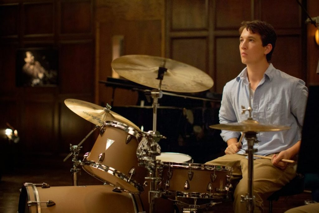 whiplash drummer movie musical