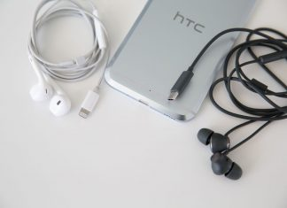 htc phone no headphone jack
