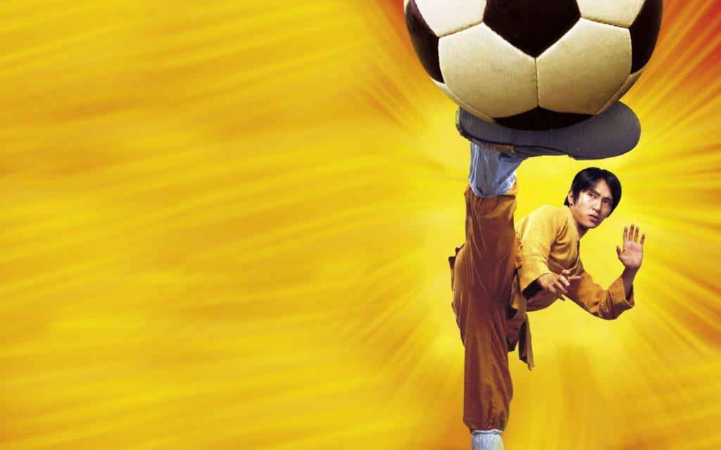 shaolin soccer ball kungfu