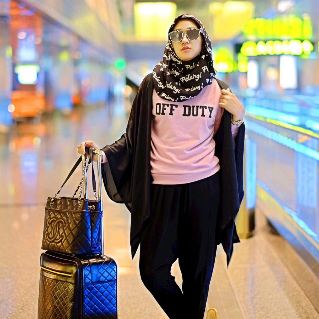 jilbab girl fashion trendy
