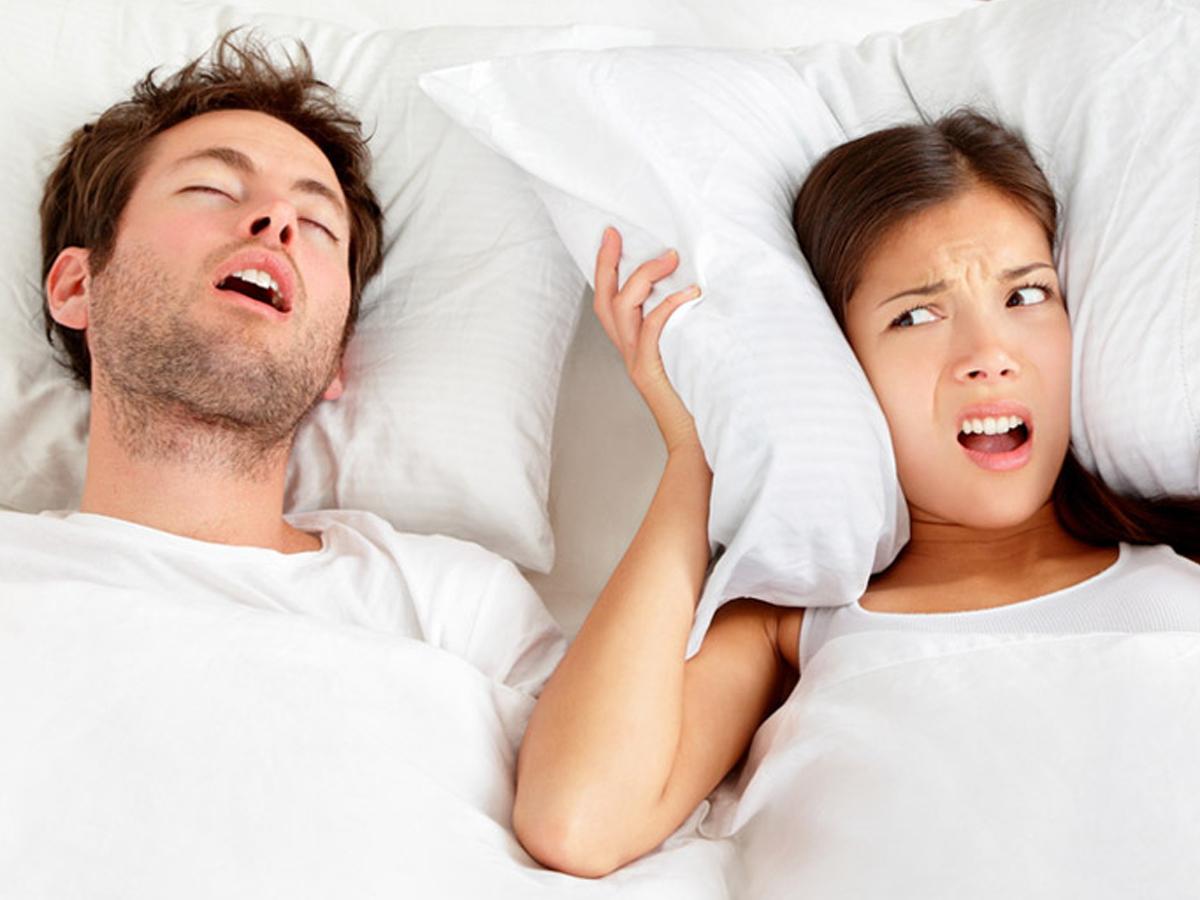 kebiasaan aneh snore snoring sleep couple tidur