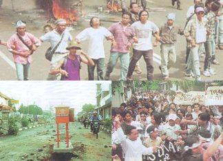 reformasi mahasiswa 1998 tragedi moses jogja orba orde baru