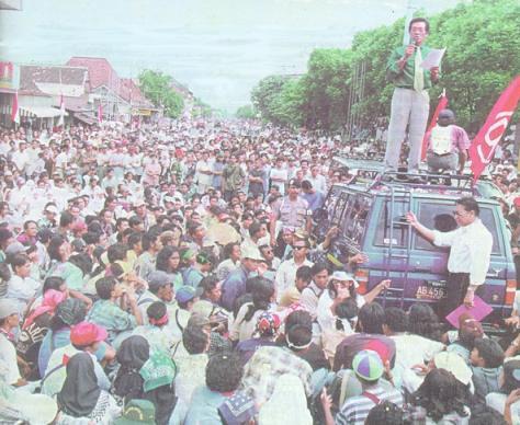 gejayan kelabu demonstrasi mahasiswa mei 1998 jogja