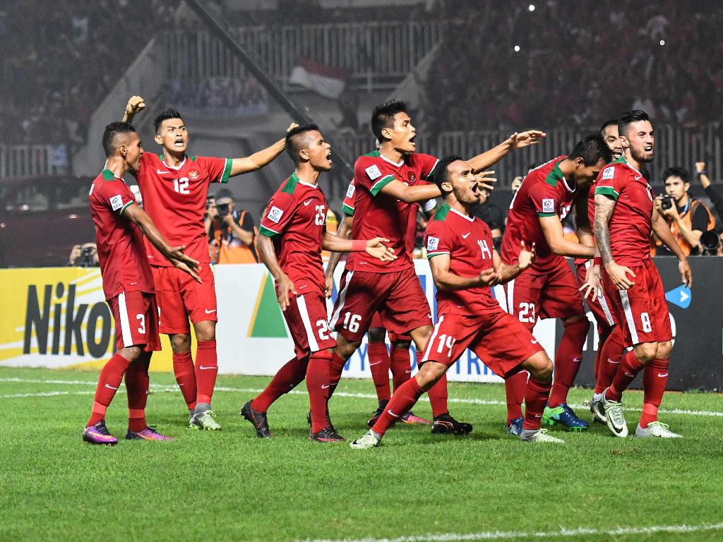 sea games 2017 malaysia indonesia sepakbola man sport soccer