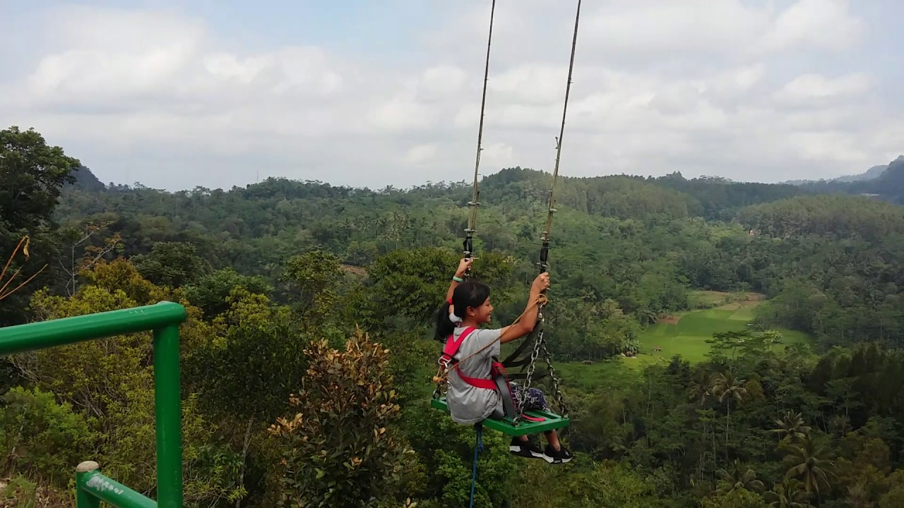 ayunan wisata ekstrim hammock travel traveler traveling alay indonesia instagramable instagram kekinian