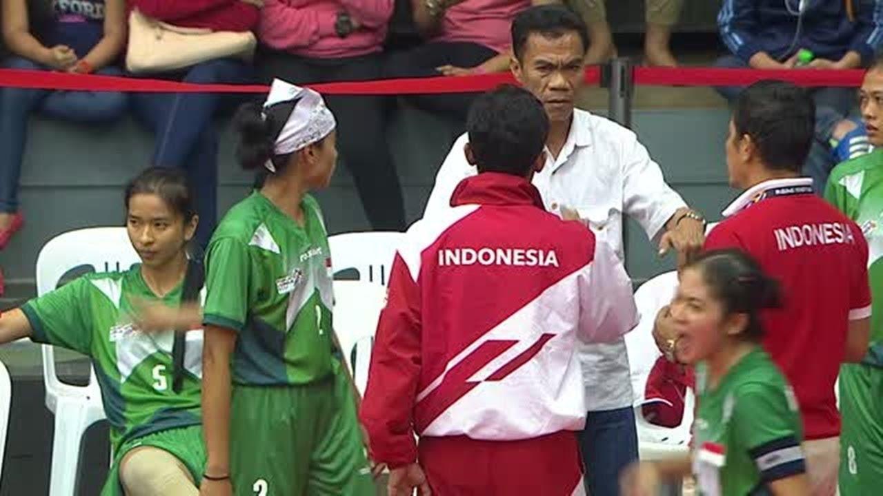 sea games 2017 malaysia indonesia takraw putri