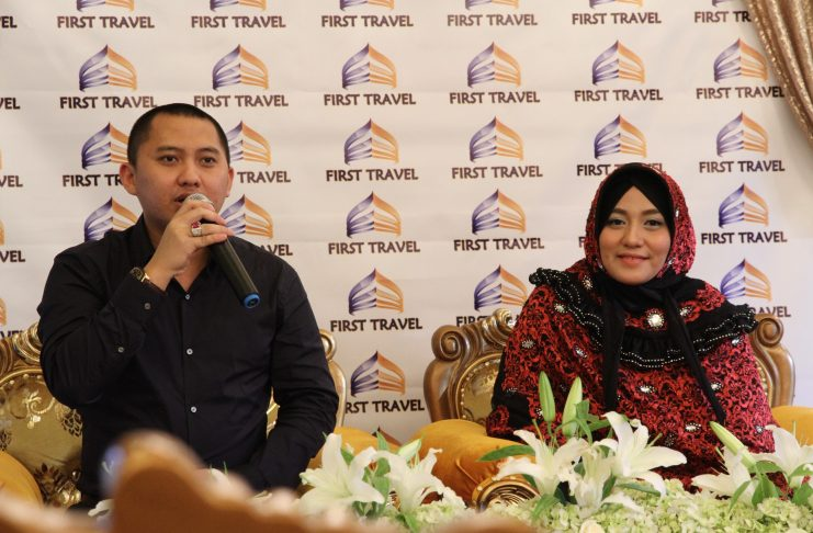 first travel haji umroh islam agama indonesia jamaah