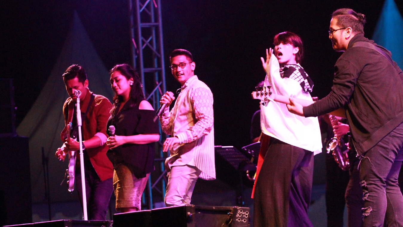 prambanan festival jazz afgan jogja yogyakarta musik sarah brightman rajawali