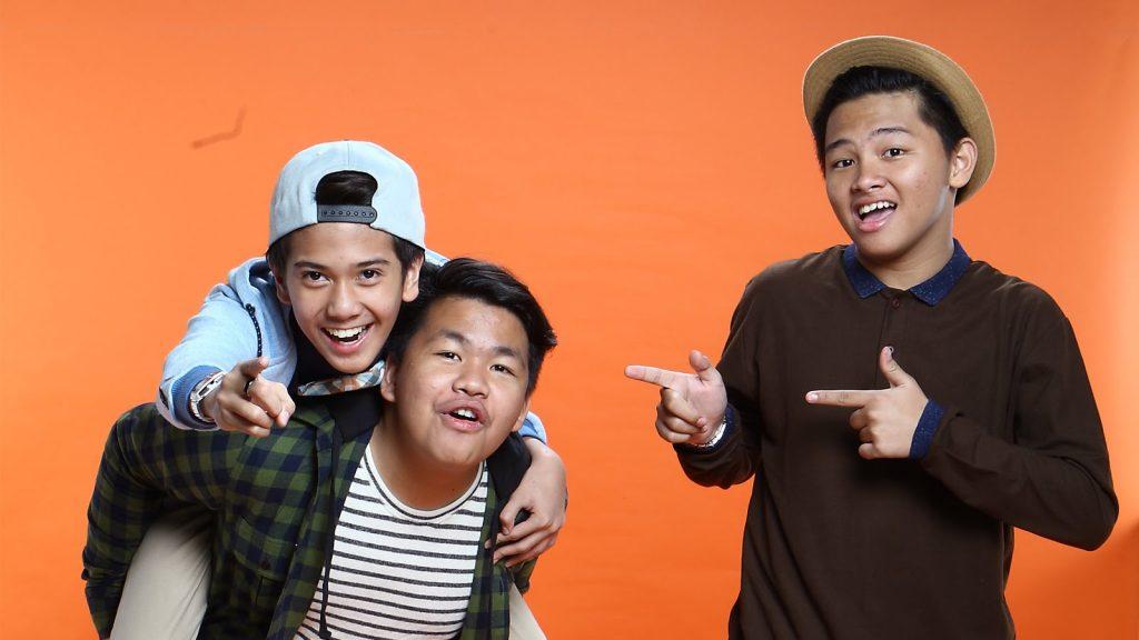 penyanyi cilik CJR iqbaal eaaa indonesia kids boys coboy junior lagu anak