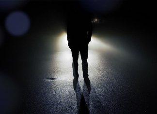 man dark silhouette light crime klithih
